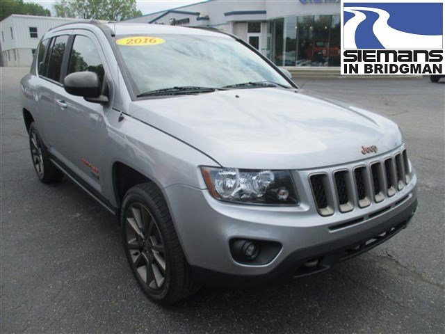Certified Pre-Owned 2016 Jeep Compass 75th Anniversary