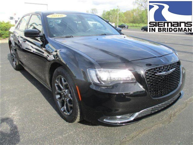 Certified Pre-Owned 2016 Chrysler 300 S AWD
