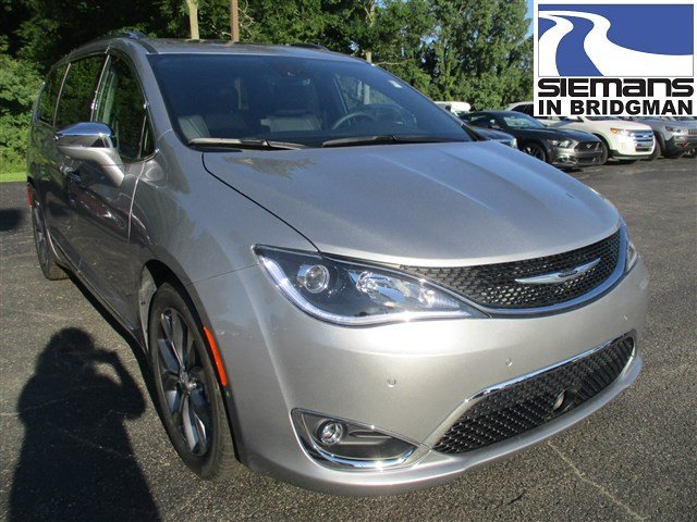 New 2019 Chrysler Pacifica Limited 35th Anniversary