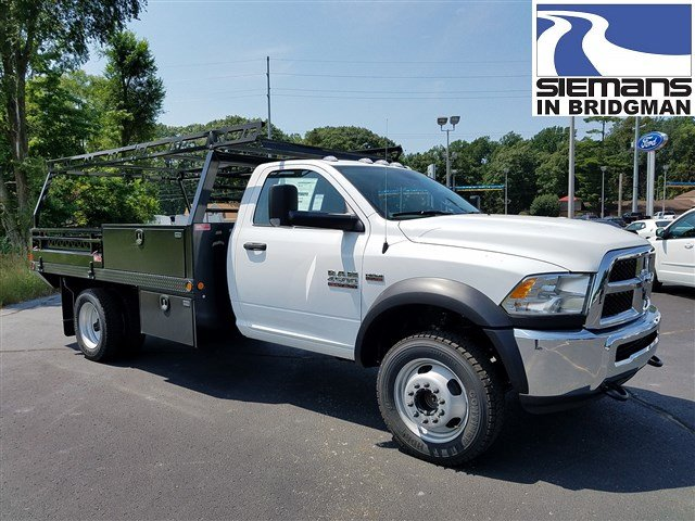 New 2017 RAM 4500 Chassis Cab Tradesman Contractor