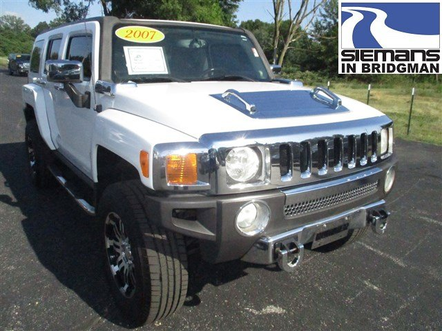 Pre-Owned 2007 HUMMER H3 SUV