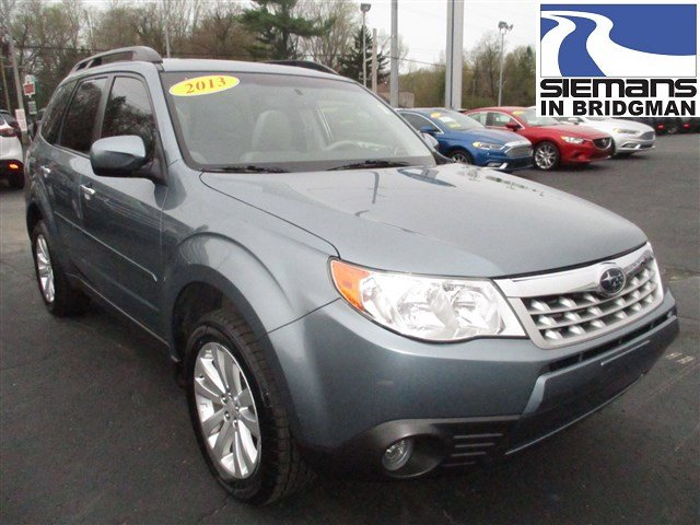 Pre-Owned 2013 Subaru Forester 2.5X Limited