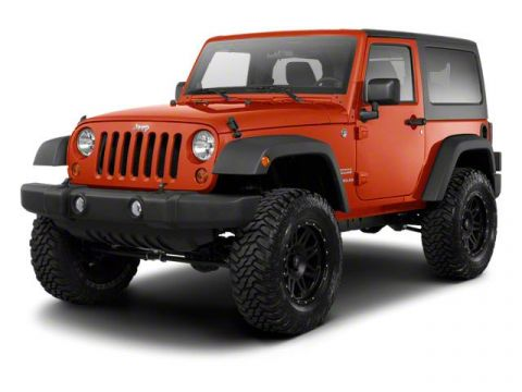 Pre-Owned 2012 Jeep Wrangler Arctic