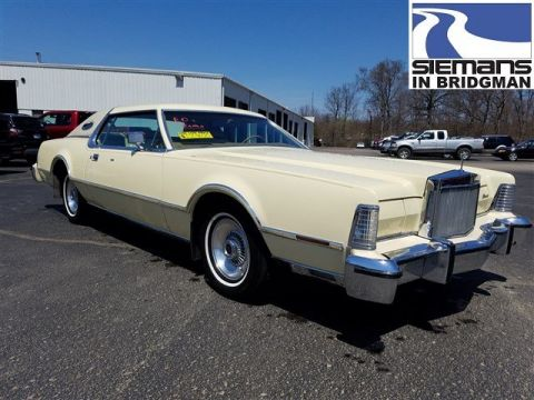 Pre-Owned 1976 Lincoln Continental Mark IV