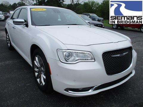 Certified Pre-Owned 2016 Chrysler 300C AWD