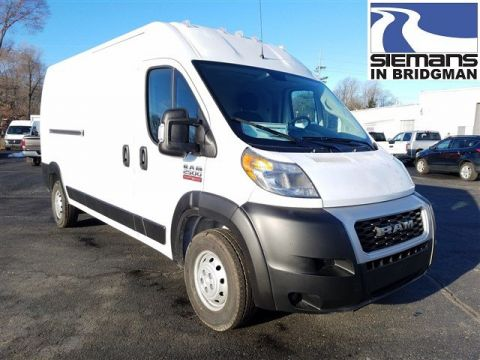 New 2019 RAM ProMaster 2500 High Roof 159 WB
